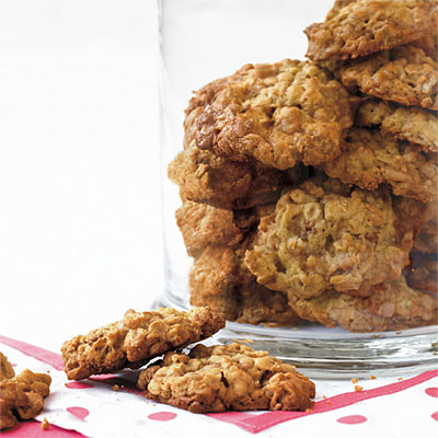 Cookies Recipes: Oatmeal-Toffee Cookies Recipes - Best-Loved Cookie ...