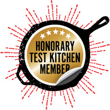 Honorary Member of the Southern Living Test Kitchen