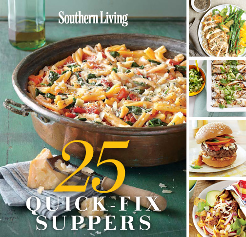 25 Quick-Fix Suppers