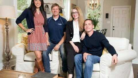 'Fixer Upper' Carpenter Clint Harp Stars in New DIY Series