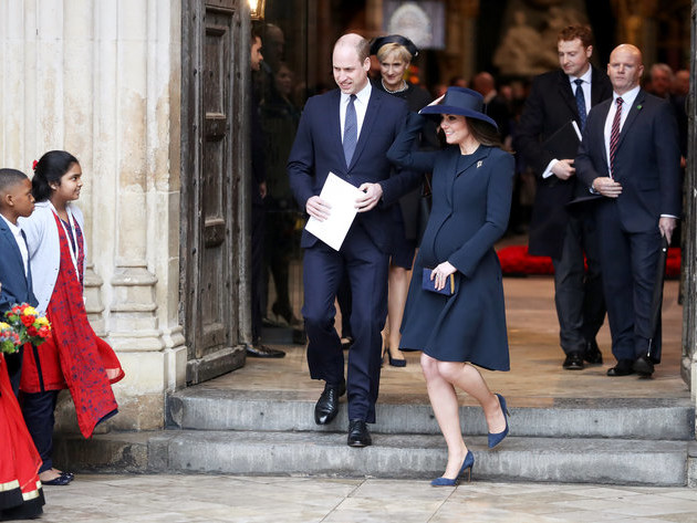 Here's How You'll Know When Kate Middleton Is in Labor 033018-kate-middleton-pregnant-lead