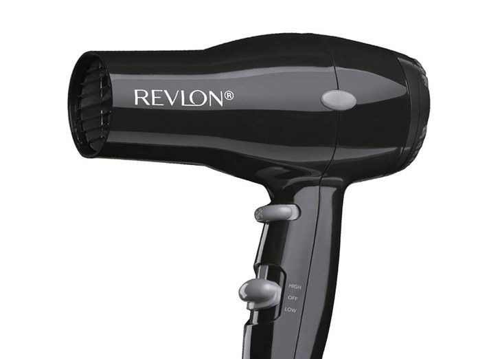 This Tiny Revlon Hair Dryer Became an Amazon Best-Seller Overnight — and It's Only $10