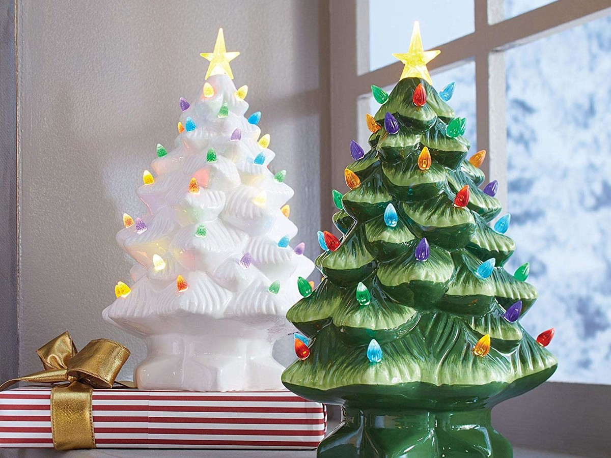 Watch These Nostalgic Christmas Trees Are Making A
