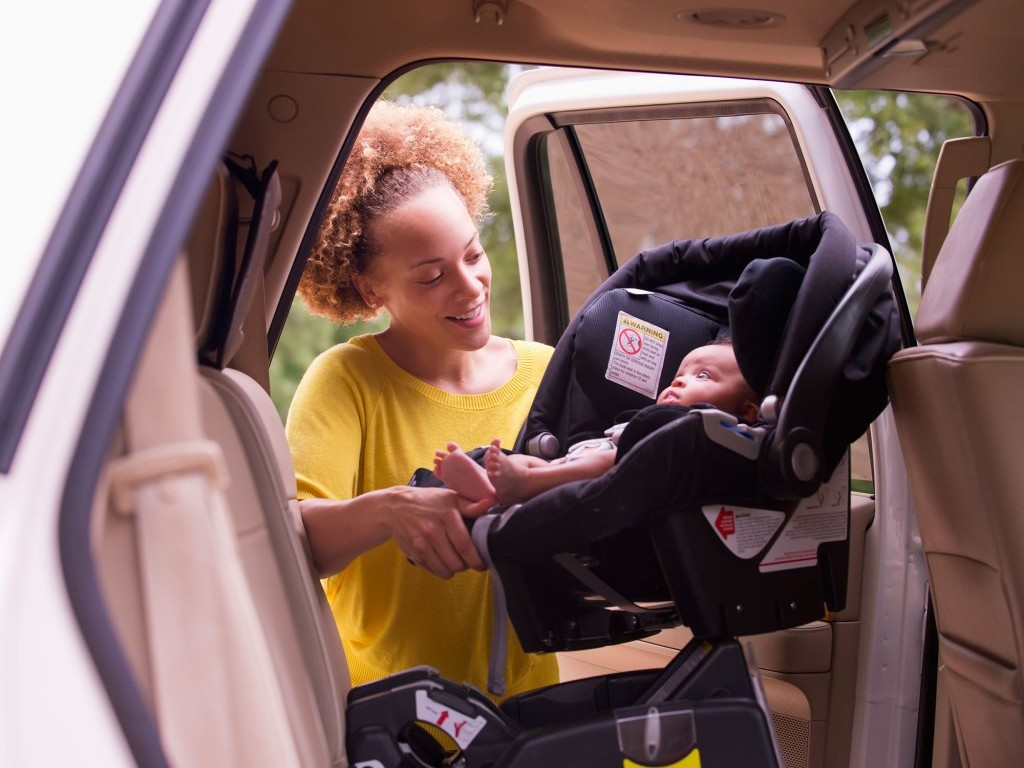 Walmart Offers Customers Gift Cards in Exchange for Recycling Car Seats — How to Trade Yours In car-seat-3