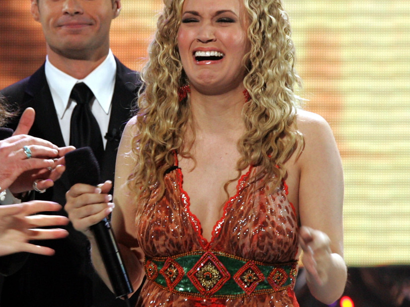 Carrie Underwood Shares Hilarious Throwback on 14-Year Anniversary of Her American Idol Win carrie-underwood-3