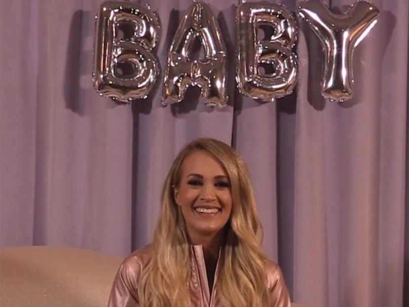 Carrie Underwood Reveals She and Mike Fisher Are Expecting a Second Son: 'It's a Willie!' carrie-underwood1