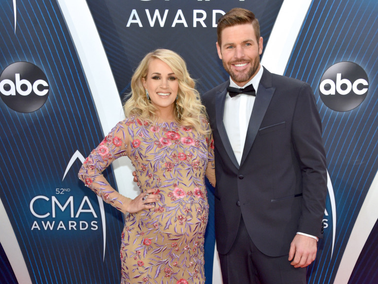 Carrie Underwood Reveals She and Mike Fisher Are Expecting a Second Son: 'It's a Willie!' carrie-underwood4