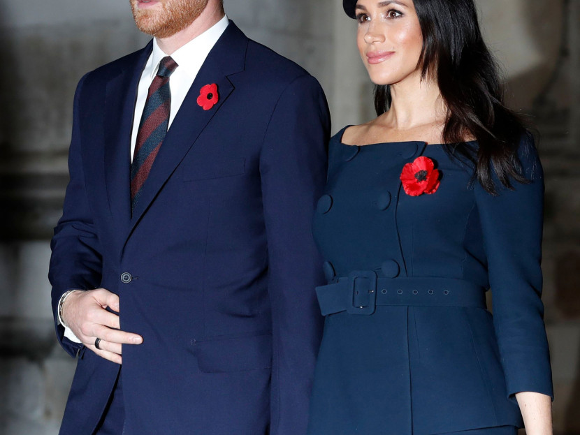 Prince Charles Reveals the Baby Names He Thinks Might Make Harry and Meghan Markle's Shortlist duchess-sussex-3-2000