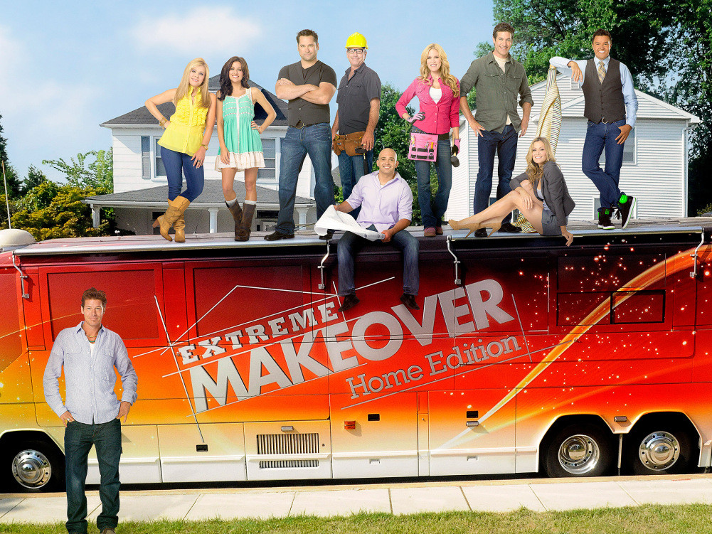 Extreme Makeover: Home Edition Is Coming Back to TV! What to Know About the HGTV Reboot extreme-makeover-home