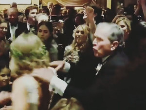 This Video of George W. Bush Dancing at His Nephew's Wedding Will Spin You Right Round george-w-bush-2-2000