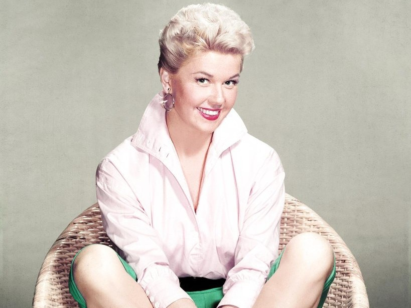 Why Doris Day Will Have 'No Funeral, No Memorial and No Marker': 'She Didn't Like Death' gettyimages-166979318