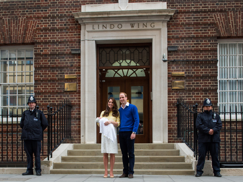 The New Royal Baby Is Almost Here! Here's Exactly How the News Will Be Announced gettyimages-472326624