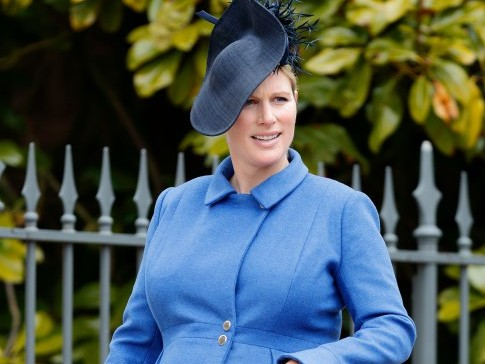 The Queen's Granddaughter Zara Tindall Just Announced a Very Special Name for Her New Daughter gettyimages-941120340
