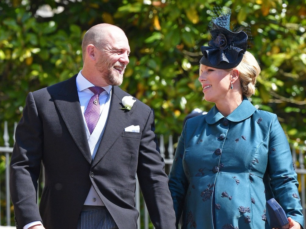 The Queen's Granddaughter Zara Tindall Just Announced a <em>Very</em> Special Name for Her New Daughter gettyimages-961798128