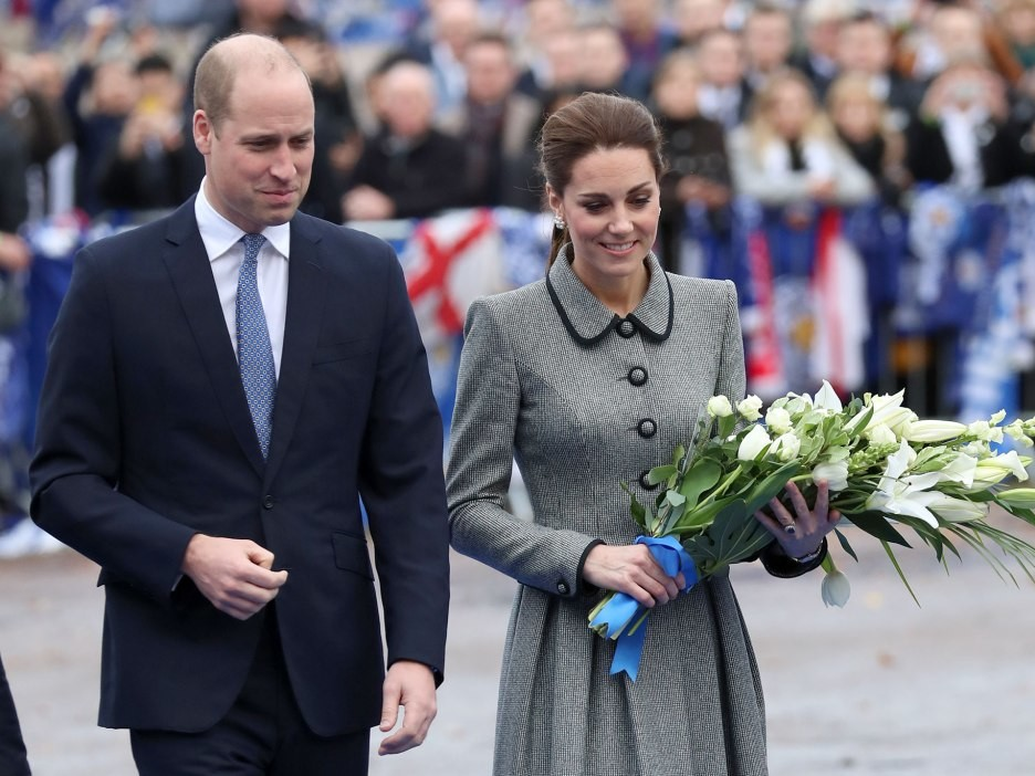 Kate Middleton Just Revealed the Nickname George and Charlotte Have for Dad Prince William kate-middleton-44