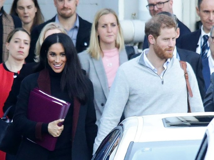 Meghan Markle Is Pregnant! Prince Harry and Meghan Announce They Are Expecting First Child meghan-markle-d