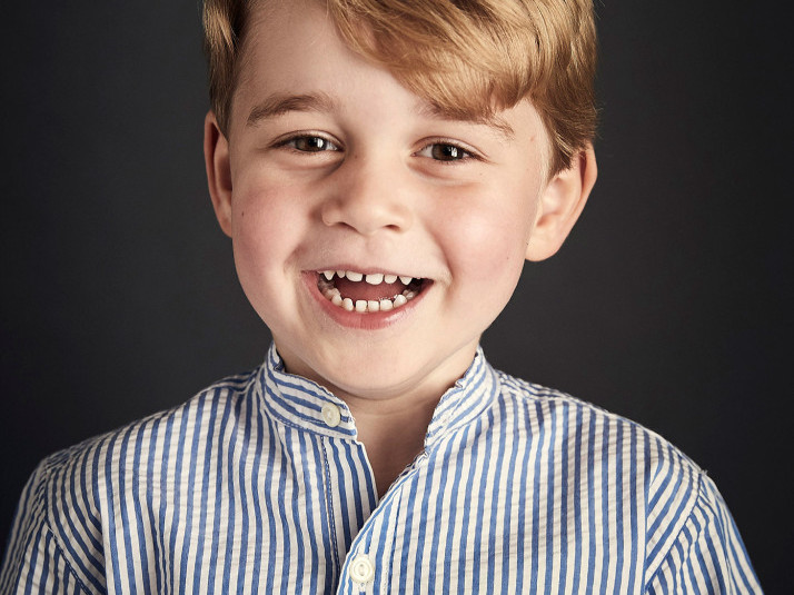 Prince George Is Turning 6! See the Future King's Official Birthday Portraits Through the Years