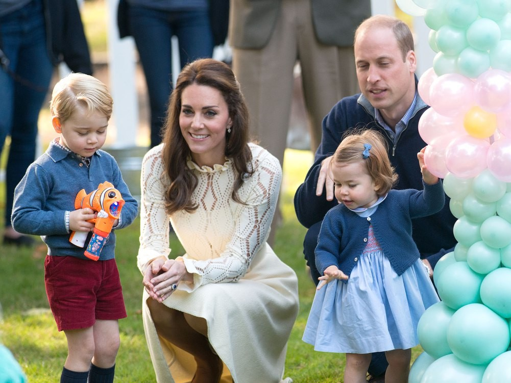 Prince George Wore Pants for the First Time at Royal Wedding (He's Only Allowed to Wear Shorts!) prince-george