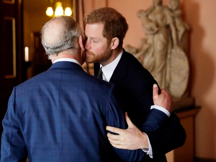 Meghan Markle Asks Prince Charles to Walk Her Down Aisle in Absence of Her Dad: 'It Was Her Wish' prince-harry-31