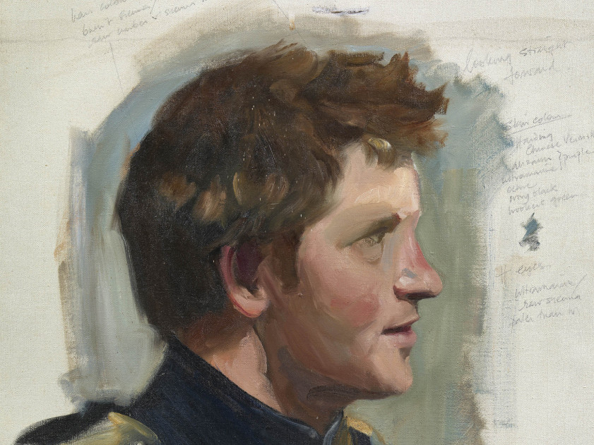 Prince Charles Shares Never-Before-Seen Portraits of William and Harry That Hang in His Own Home prince-harry-sketch-1-2000
