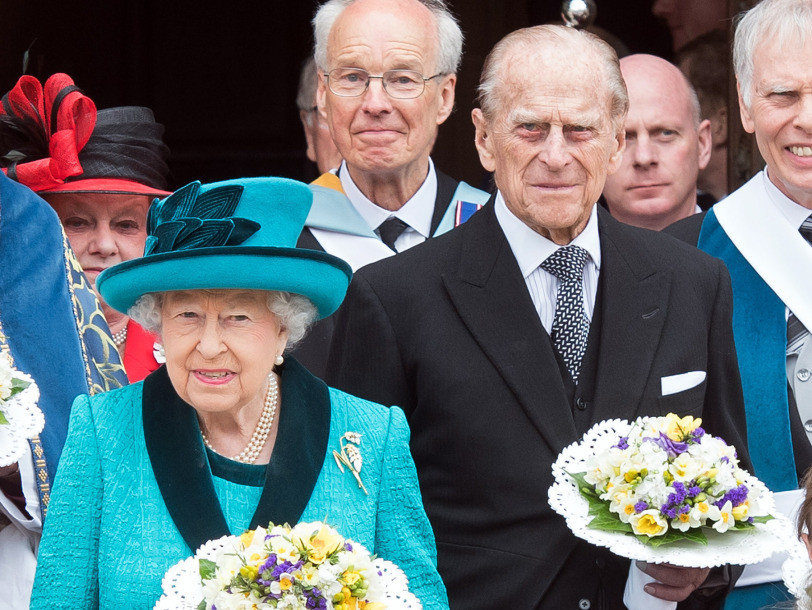 Prince Philip Abruptly Cancels Maundy Church Service with the Queen Prompting Health Fears prince-philip