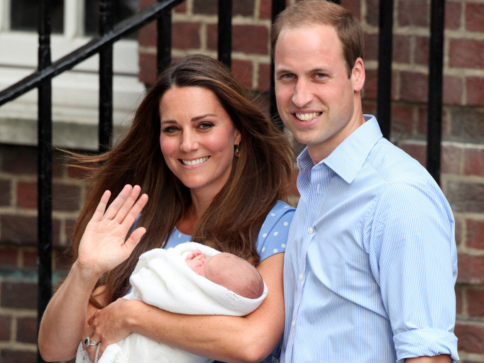 There's a Major Royal Baby Clue Outside the Hospital Where Kate Middleton Will Give Birth! princess-kate-7