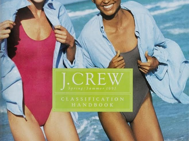 J. Crew's Most Popular Swimsuit Is Actually From the '80s unknown