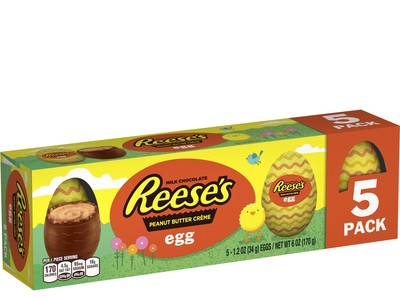 This New Reese's Crème Egg Gives Cadbury a Run for Its Money