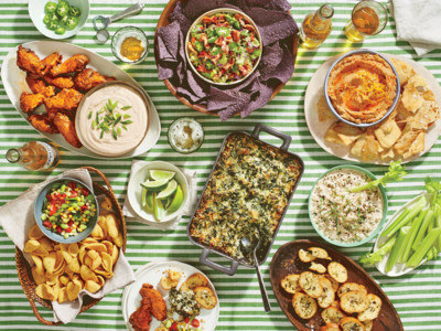 Southern Living Dips