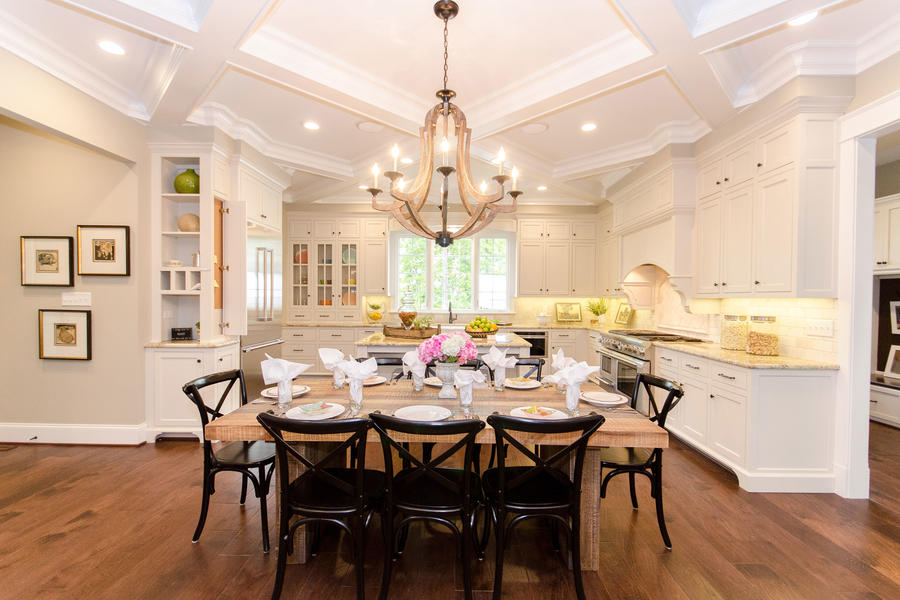 hats off to some of the best builders in the south take a look at 9 well constructed kitchens and living spaces open floor plans built by southern - Open Floor Plans