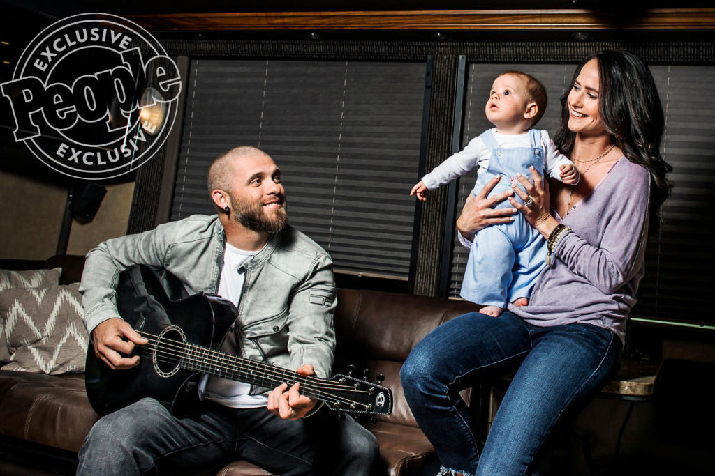 Inside Brantley Gilbert's Favorite Fatherhood Moments on the Road — Including His Surprising Go-To Lullaby