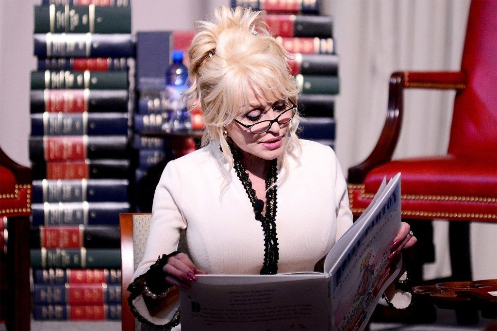 Dolly Parton on Importance of Reading to Children: 'These Are the Memories That LastForever'