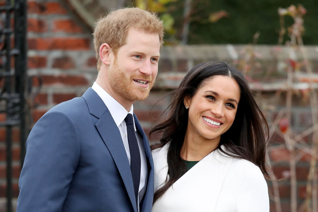 The Royal Wedding Cookies of Your Dreams Are Now Here for Everyone to Enjoy
