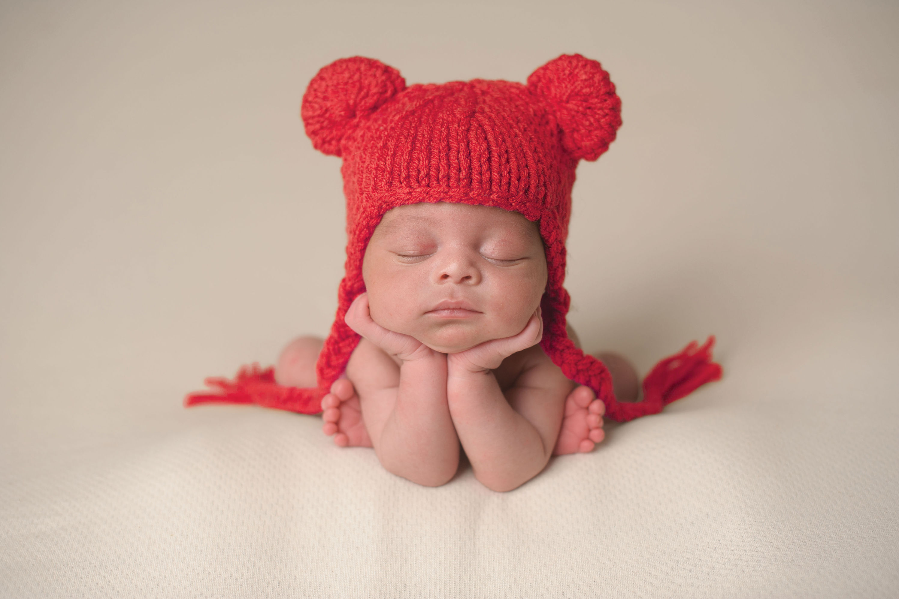 The American Heart Association Needs Volunteers to Knit Hats for Newborns