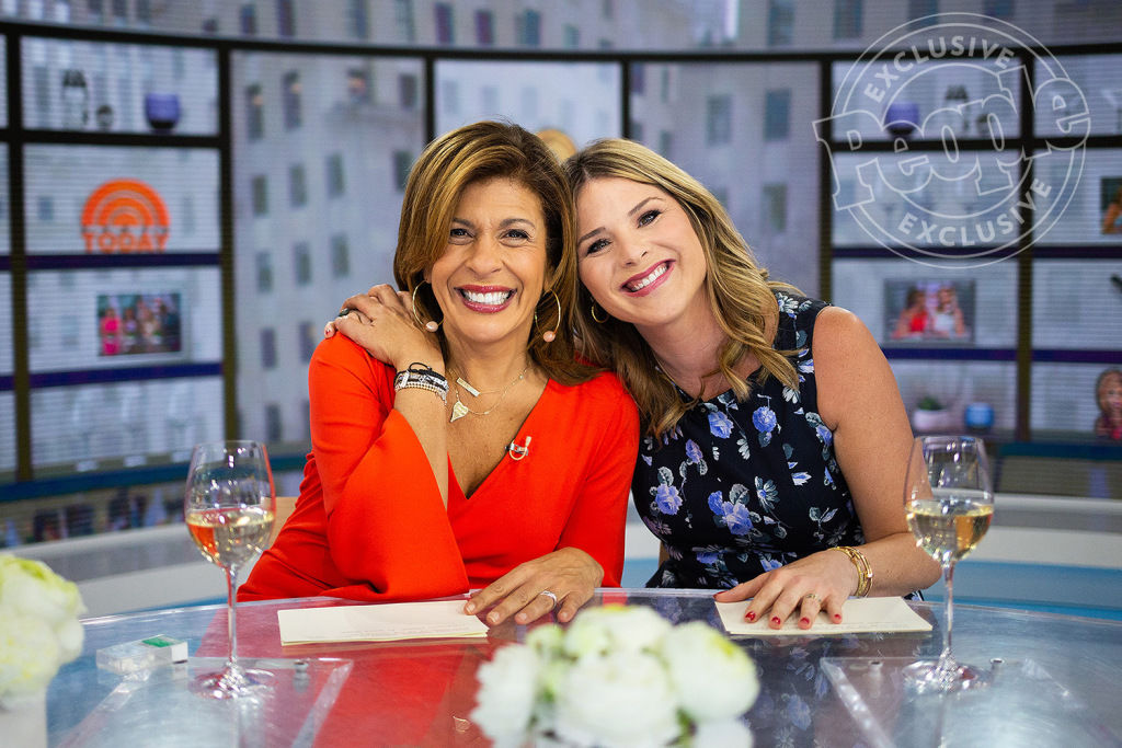 New Today Co-Host Jenna Bush Hager Insists, 'I Don't Really Have It All Together'