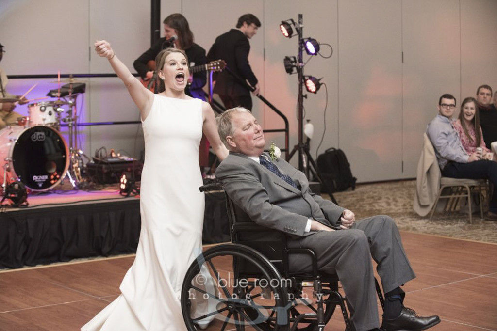 Alabama Bride Dances with Terminally Ill Father in Heartwarming Video: It Was a 'Perfect Day'