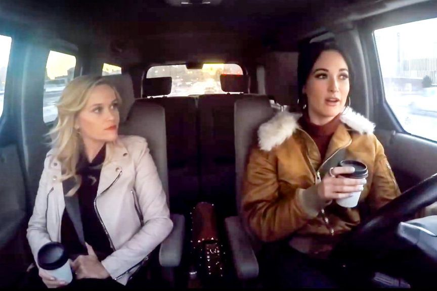Kacey Musgraves Tells Reese Witherspoon About Paying Her Dues in Country Music