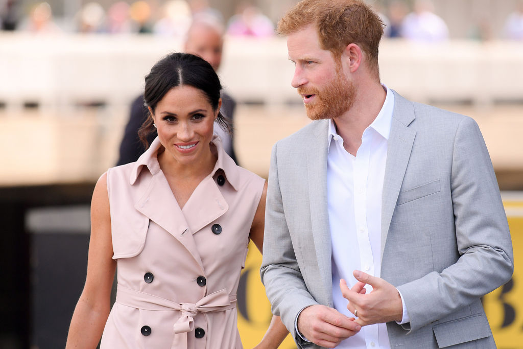 Prince Harry and Meghan Markle May Have a New Castle to Call Home Thanks to the Queen: Report