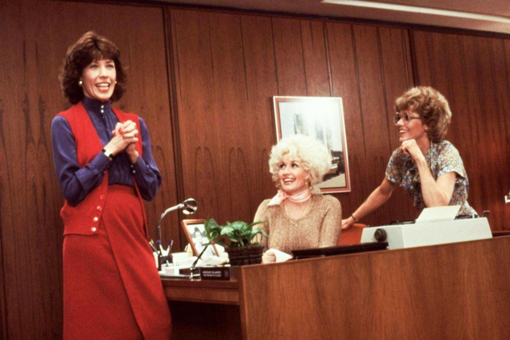 Jane Fonda Confirms 9 to 5 Sequel Is in the Works with Original Stars Dolly Parton and Lily Tomlin