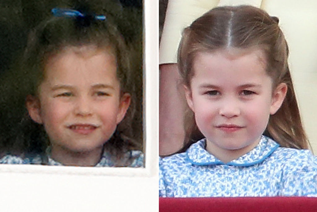 Princess Charlotte Had a Surprise Hair Change During Trooping the Colour That Went Unnoticed!