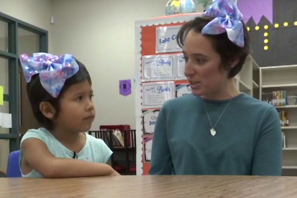 Texas Teacher Cuts Her Own Hair to Support Bullied Student, 5, Who Was Told She Looked Like a Boy