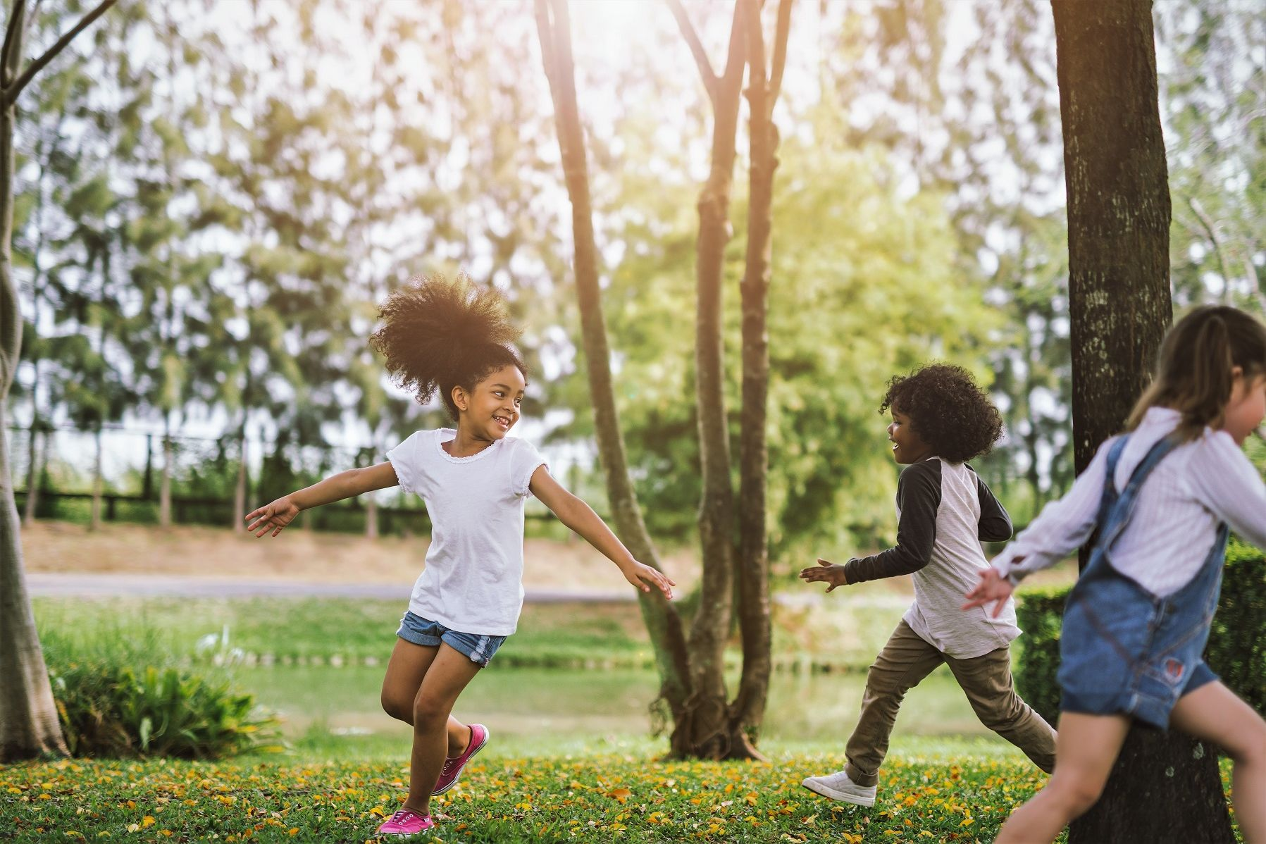 Kids Who Spend More Time Outside Are Happier Adults, Science Says