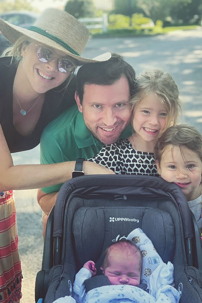 Jenna Bush Hager Celebrates Leaving the House 10 Days After Welcoming Son Hal: 'Life Is Wilder'