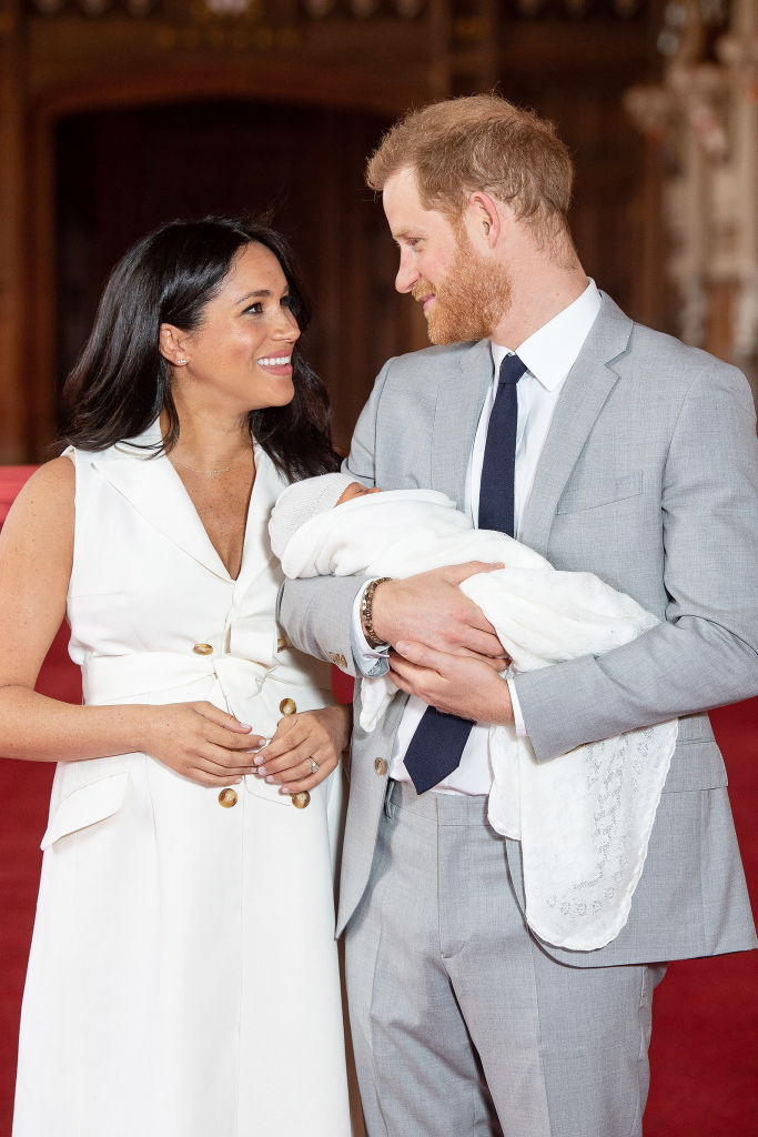 Meghan Markle and Prince Harry Just Announced Their Royal Baby's Name!