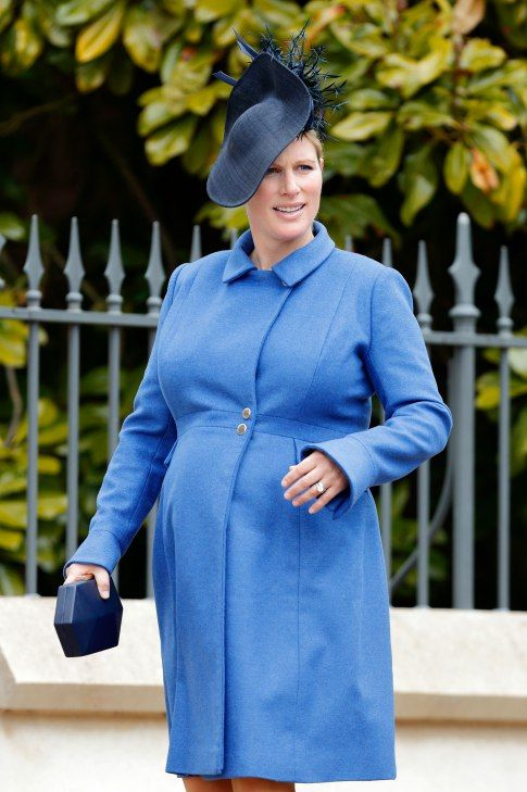 The Queen's Granddaughter Zara Tindall Just Announced a Very Special Name for Her New Daughter