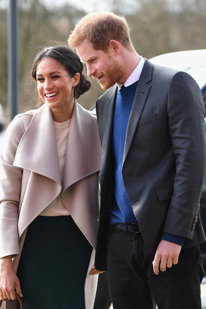 Royal Typo? There Is Something Amiss with Prince Harry and Meghan Markle's Wedding Invitation