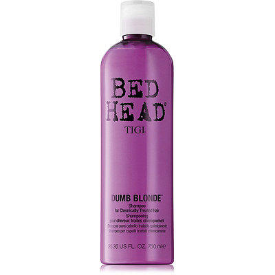 Stretch your salon visits with the best shampoos for blondes bed head dumb blonde shampoo pmusecretfo Choice Image