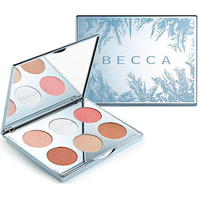 Becca Apres Ski Glow Collection: Glow Face Palette