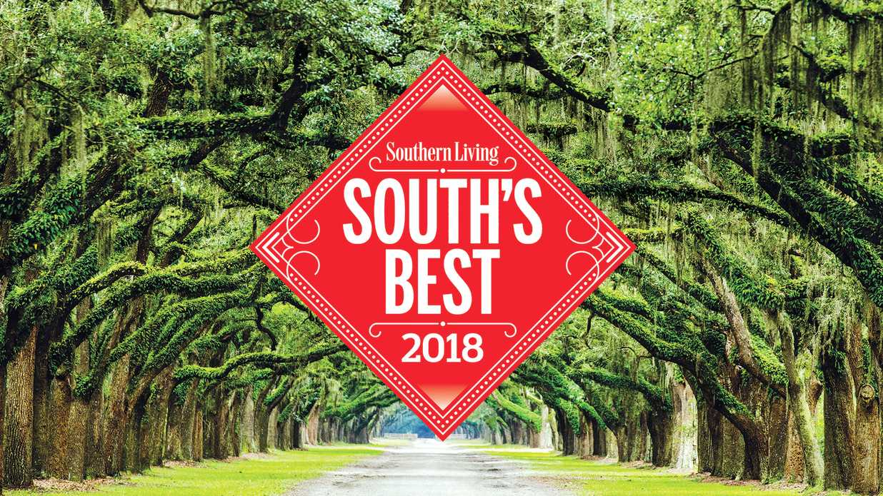 Cast Your Vote for the South's Best 2018 - Southern Living