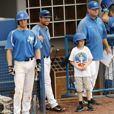 In His Last Days, Dying 12-Year-Old Continues to Inspire MTSU Baseball Team